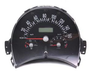 Gauge Instrument Cluster 1999 VW Beetle 20 Auto Speedometer  1C0 919 951