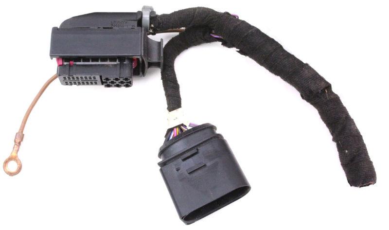 vw golf mk5 abs wiring diagram pioneer deh 1300mp small ecu engine computer pigtail plug connectors 2001 beetle 2.0