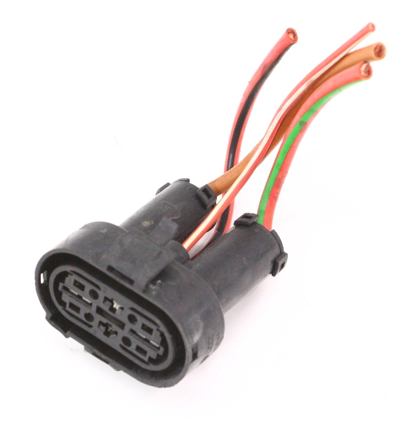 Blue Oxr Red Led Tail Light Wiring Kit