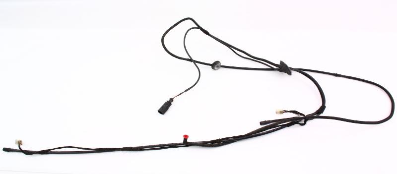 Heated Windshield Washer Hood Tubing & Wiring 01-05 VW