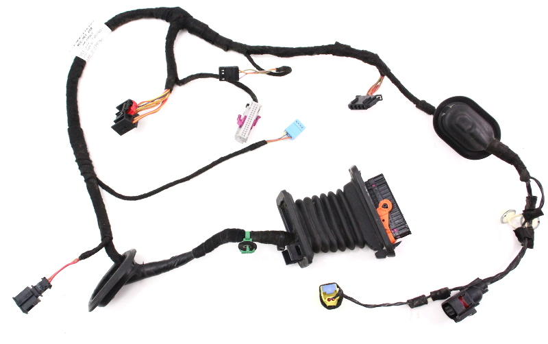 mk4 jetta radio wiring harness