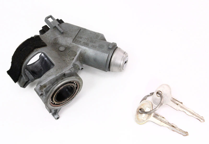 vw golf mk4 tow bar wiring diagram head unit ignition collar switch & keys set 93-99 jetta gti cabrio mk3 357 905 851