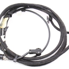 2002 Jetta 1 8t Radio Wiring Diagram 2005 Ford E350 To Antenna Cable Harness 99-01 Vw Golf Gti Mk4 - 1j6 971 650 B