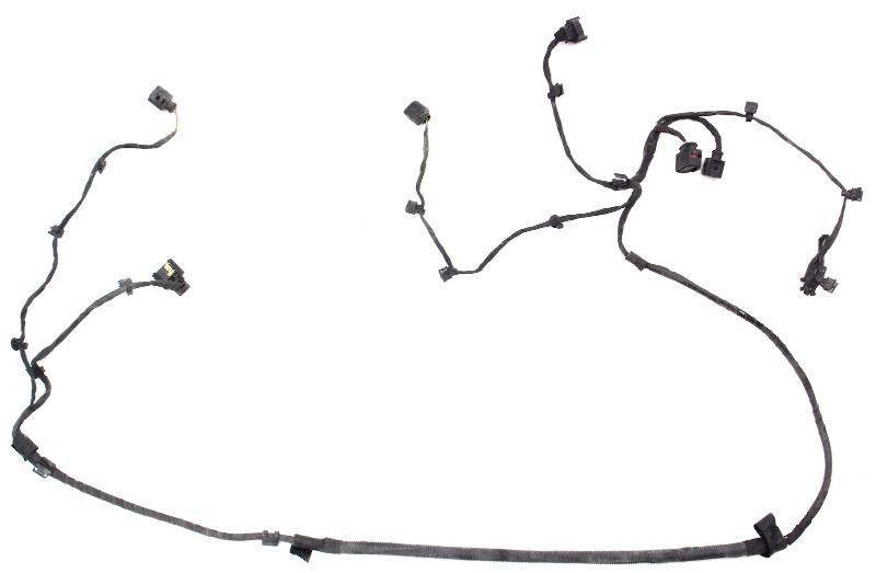Front Bumper Wiring Harness 04-06 VW Phaeton