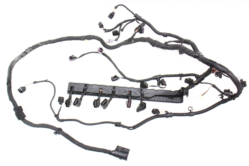 Engine Wiring Harness 06-07 VW Passat B6 3.6 BLV 4motion