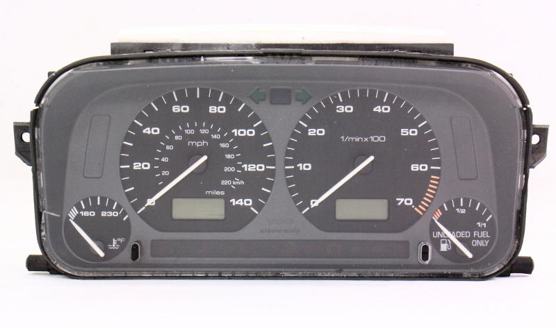 Gauge Instrument Cluster Speedometer 96-99 Jetta Golf