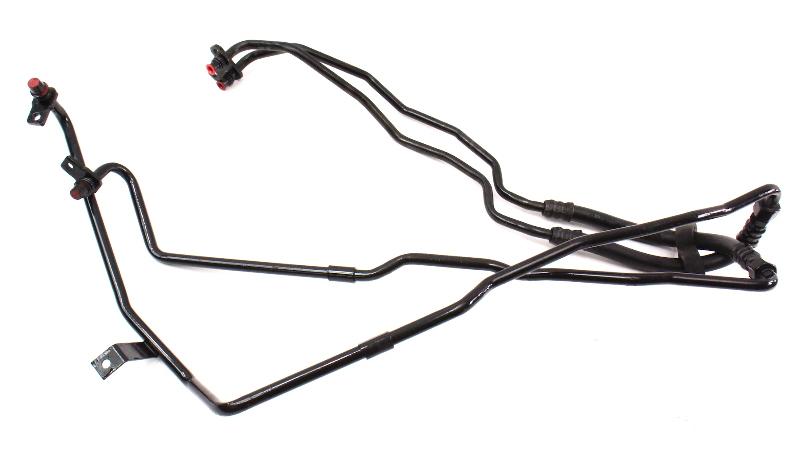 Automatic Transmission Cooler Lines 99-02 Audi A4 B5 1.8T