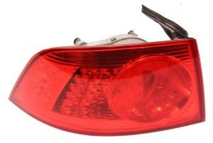 LH Outer Tail Light Lamp 0406 VW Phaeton  Genuine