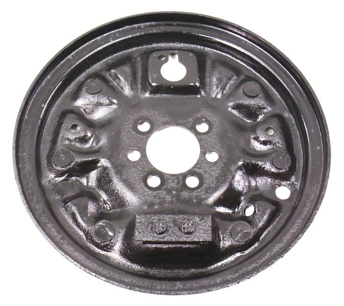 mk4 jetta ac wiring diagram household electrical rh rear drum brake backing plate 93-99 vw golf cabrio mk3 ~ genuine