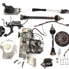 Air Shift 13 Speed Diagram Wiring Toro 212h Manual Transmission Swap Parts Kit 99-05 Vw Jetta Golf Mk4 Beetle 02j 2.0 - Egt