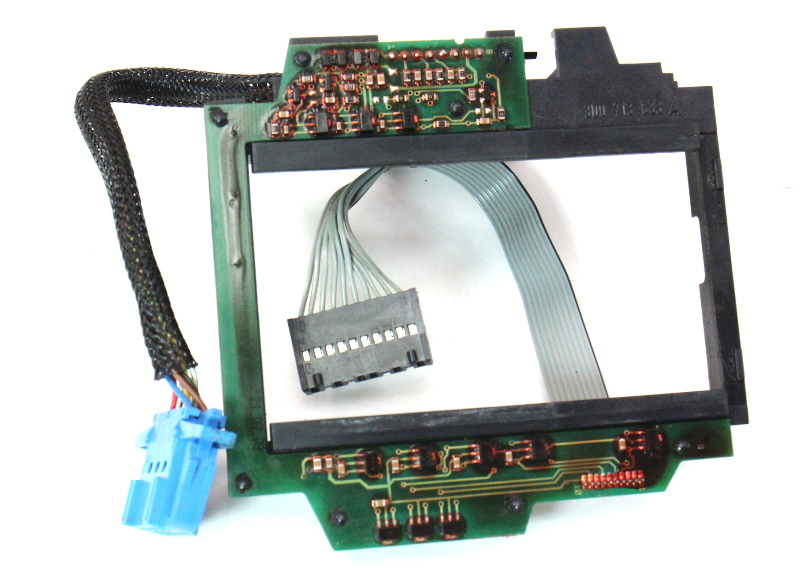 key card switch wiring diagram schult mobile home shift shifter selector circuit board 04-06 vw phaeton v8 ~ 3d0 713 633 a