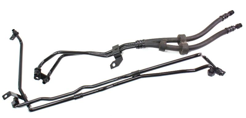 Automatic Transmission Cooler Lines 98-99 Audi A4 VW