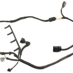 Bosch Map Sensor Wiring Diagram Bridged Mono Engine Harness 2004 Vw Jetta Mk4 - 1.9 Tdi Bew Diesel Genuine
