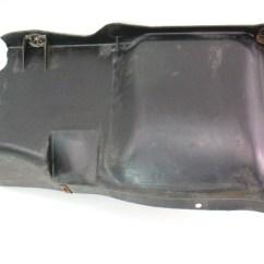 Hot Rod Turn Signal Wiring Diagram Ford 8n 12v Lh Engine Splash Shield Guard Cover 99-05 Vw Jetta Golf Mk4 Beetle 1j0 825 245 J