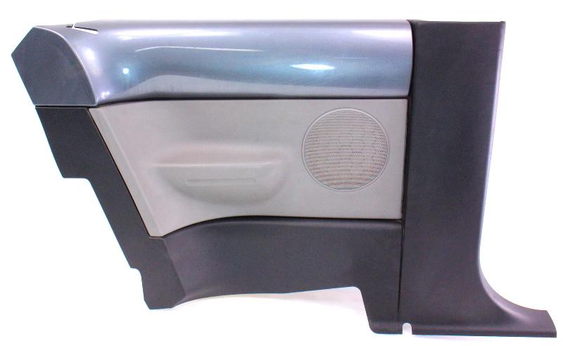 LH Rear Door Interior Side Panel Trim 98-05 VW Beetle LD7X