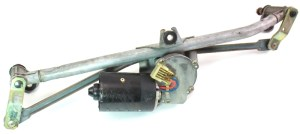 Windshield Wiper Motor & Transmission Linkage 0310 VW