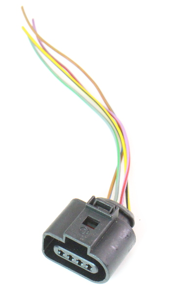Plug Pigtail 9805 Vw Beetle Tail Light Lamp Wiring Bulb Connectors