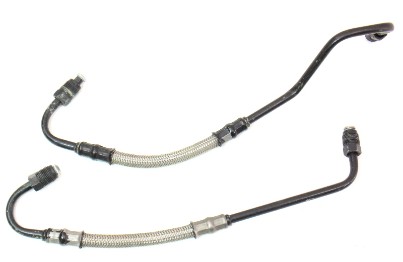 ABS Brake Pump Braided Lines 02-05 VW Jetta Golf R32 GTI
