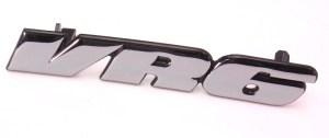 Genuine VR6 Grill Emblem BadgeVW Jetta GTI MK3  1H6 853 679 F