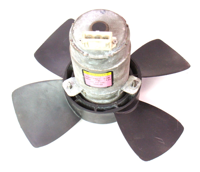 Cooling Fan Harness Near Turn Up To Electric Cooling Fan Motor
