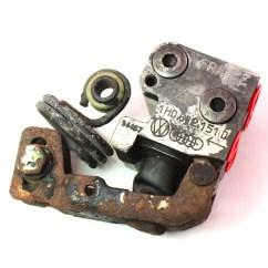 98 Vw Jetta Fuse Box Diagram Dc Circuit Breaker Wiring Brake Proportioning Valve 93-99 Golf Gti Mk3 - Genuine 1h0 612 151 D