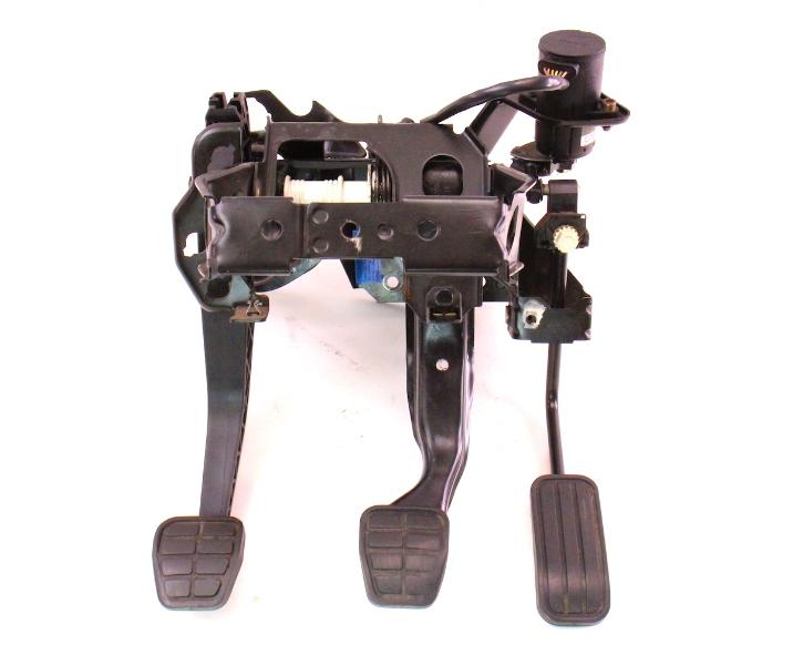 mk intermediate switch wiring diagram 120v outlet tdi manual pedal cluster 97-99 vw jetta golf mk3 diesel clutch assembly
