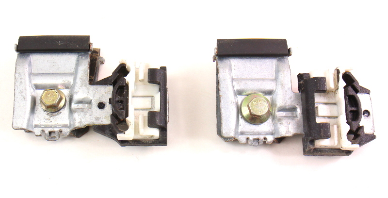 mk4 jetta speaker wiring diagram gm alternator external regulator rh front window hardware glass clips pair 98-10 ...
