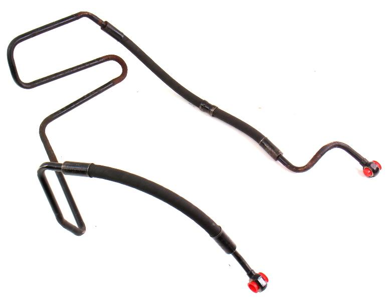 g body steering column wiring diagram elevator schematic power line hose pump to rack 98-05 vw new beetle 2.0 - 1c0 422 893 t