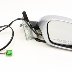 G Body Ac Wiring Diagram Lab Values Skeleton Rh Exterior Side View Door Mirror 00-03 Vw Beetle - La7w Reflex Silver Genuine
