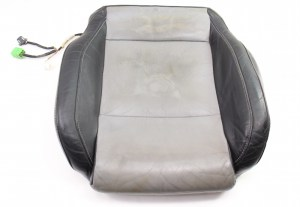 Front Seat Cushion Leather Cover & Foam 0205 VW Beetle