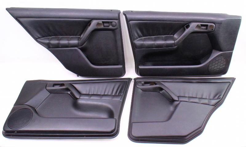 mk4 jetta speaker wiring diagram sony cdx gt640ui black leather door panel card set 93-99 vw glx golf ...