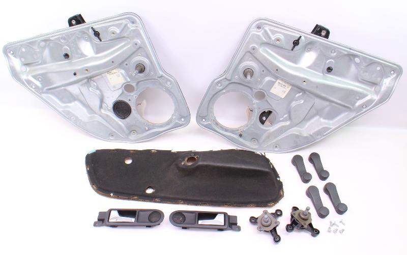 509 Motor Starter Wiring Diagram Manual Crank Window Conversion Swap Kit 99 05 Vw Jetta