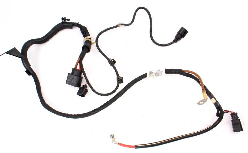 Steering Rack Wiring Harness 11-18 VW Jetta MK6 Sedan