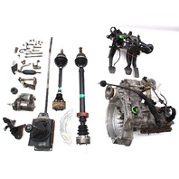 Manual Transmission Swap Parts Kit VW Jetta GTI Cabrio MK3