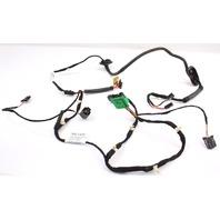 Trunk Wiring Harness 05-10 VW Jetta MK5 Sedan ~ Genuine