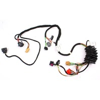 LH Driver Front Door Panel Wiring Harness 98-01 Audi A6