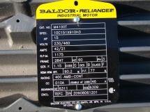 baldor reliance industrial motor diagram