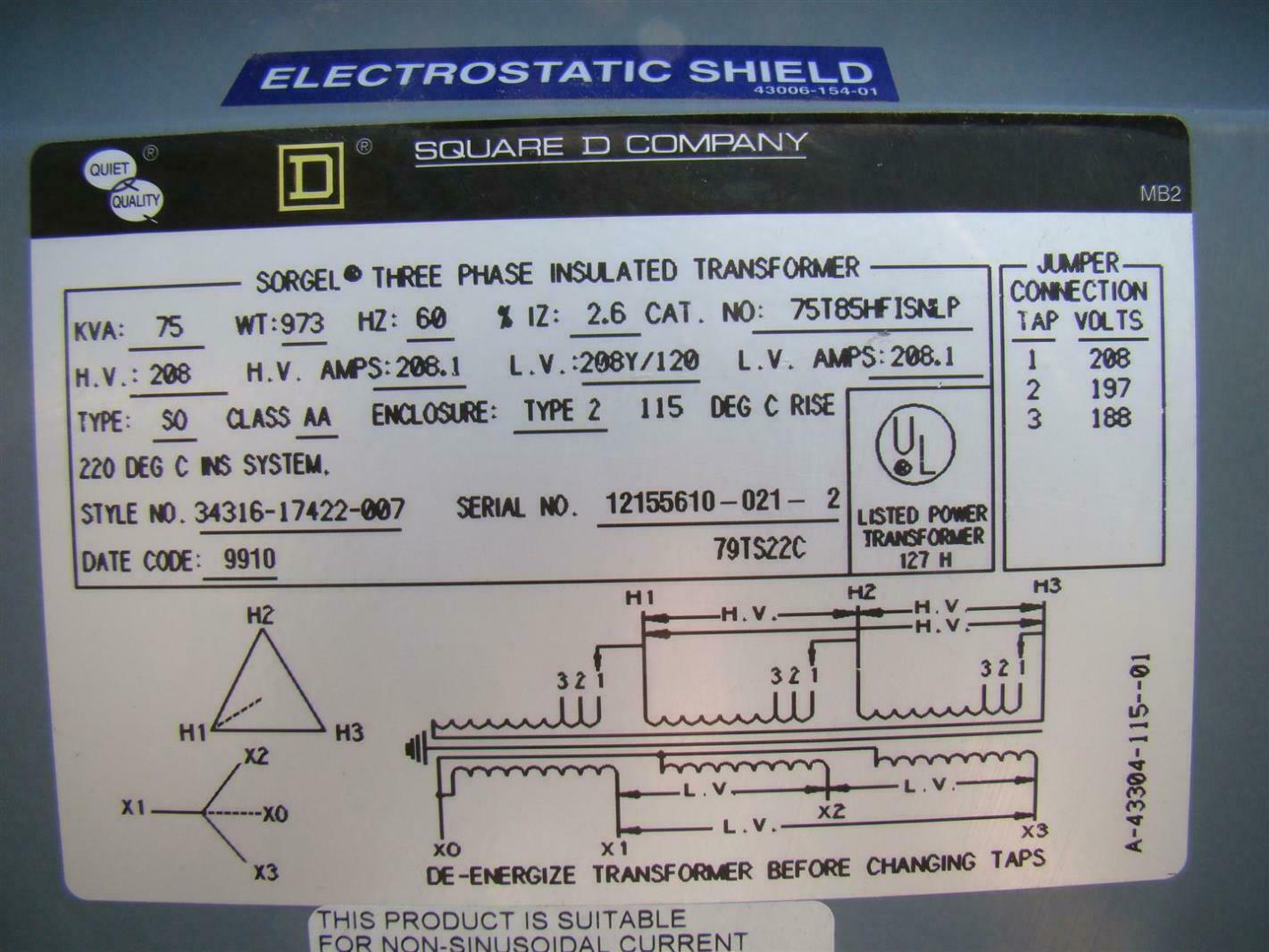 480 Volt 3 Phase Wiring Diagram Likewise 480 Volt 3 Phase Transformer