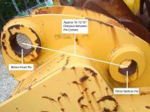 Caterpillar Excavator Bucket Size Chart Pin - Year of Clean