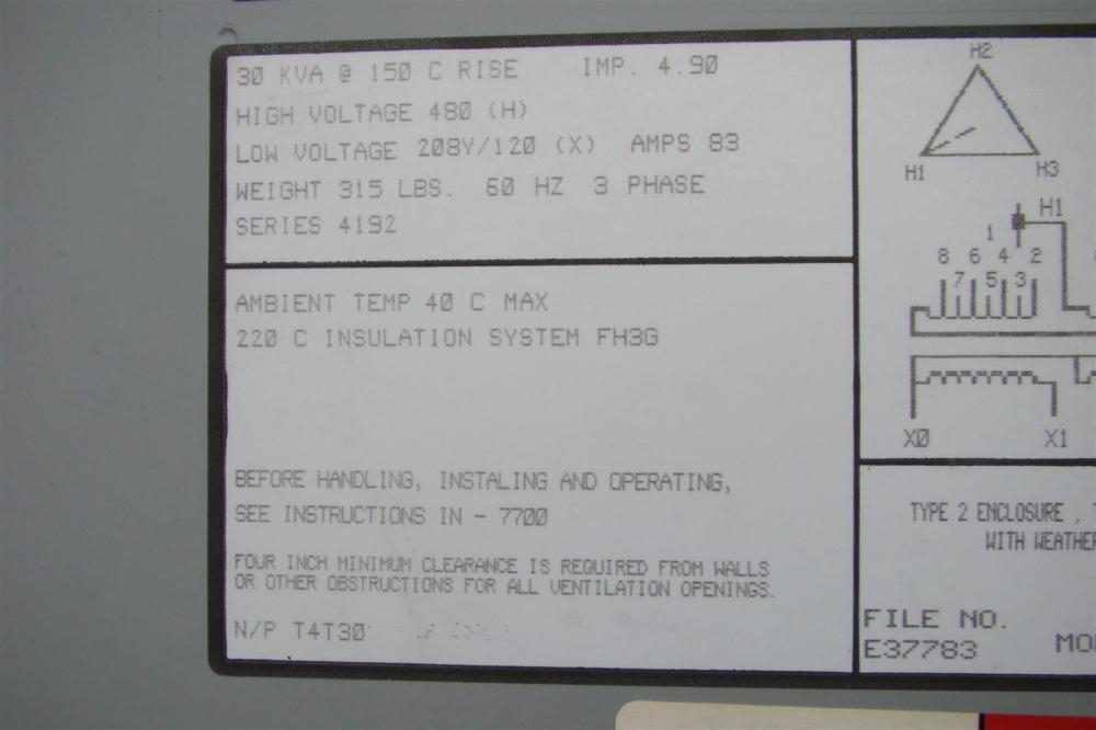 medium resolution of 30 kva transformer wiring diagram