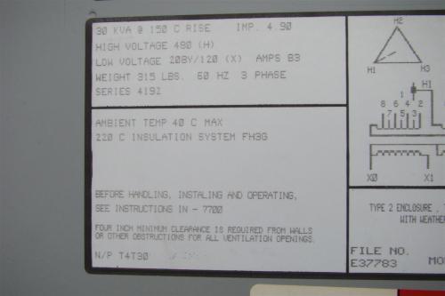 small resolution of 30 kva transformer wiring diagram