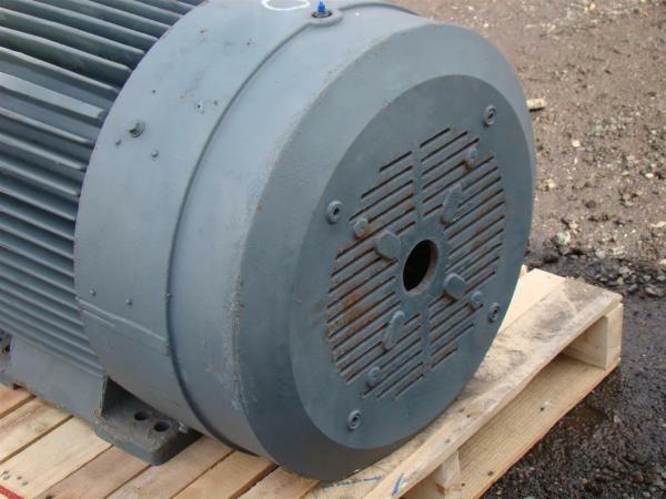 Reliance Electric Motor 100hp 1780rpm 3ph 32mn404550 005