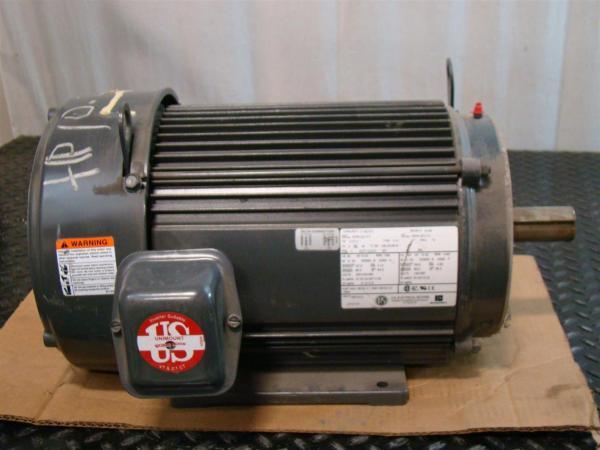 Motors 10hp Electric Motor 208-230 460v 3 1760rpm Ae48
