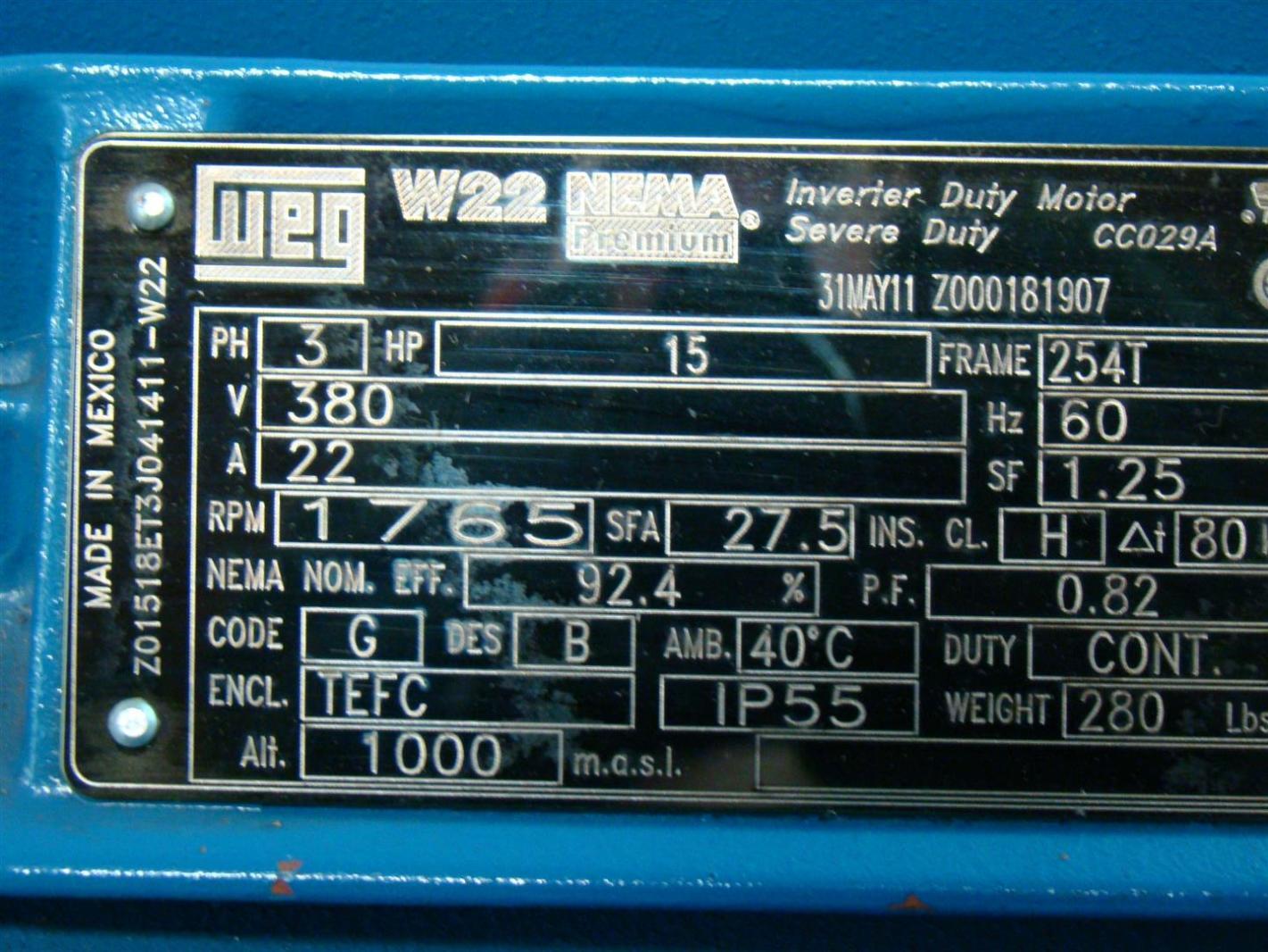 weg w22 wiring diagram code alarm elite 1100 motor nameplate impremedia