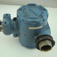 Rosemount Pressure Transmitter Wiring Diagram Headlight Socket 2090 Smart 150psi 36vdc