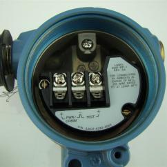 Rosemount Pressure Transmitter Wiring Diagram A Three Way Switch 2090 Smart 150psi 36vdc