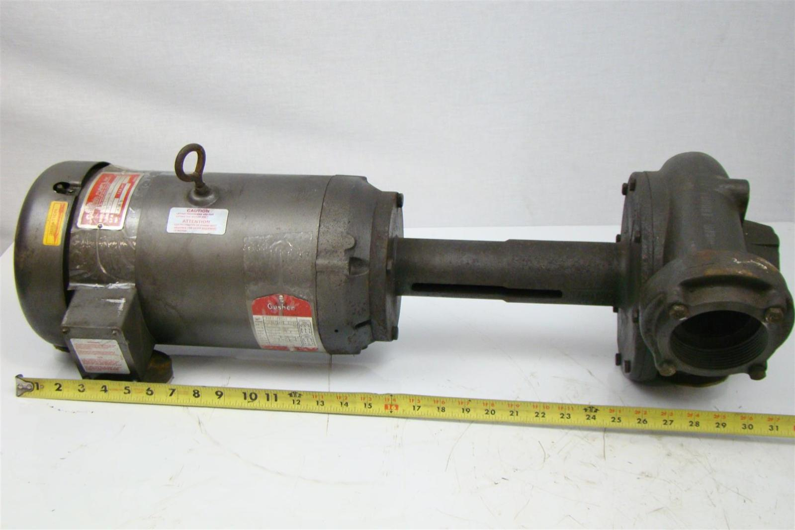 Harbor Freight Electric Motor