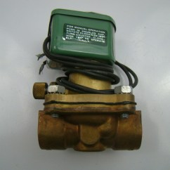 Asco Solenoid Valve 8210 Wiring Diagram Steam Boiler 2 Way 1 Quot 8210d2m0 Ebay