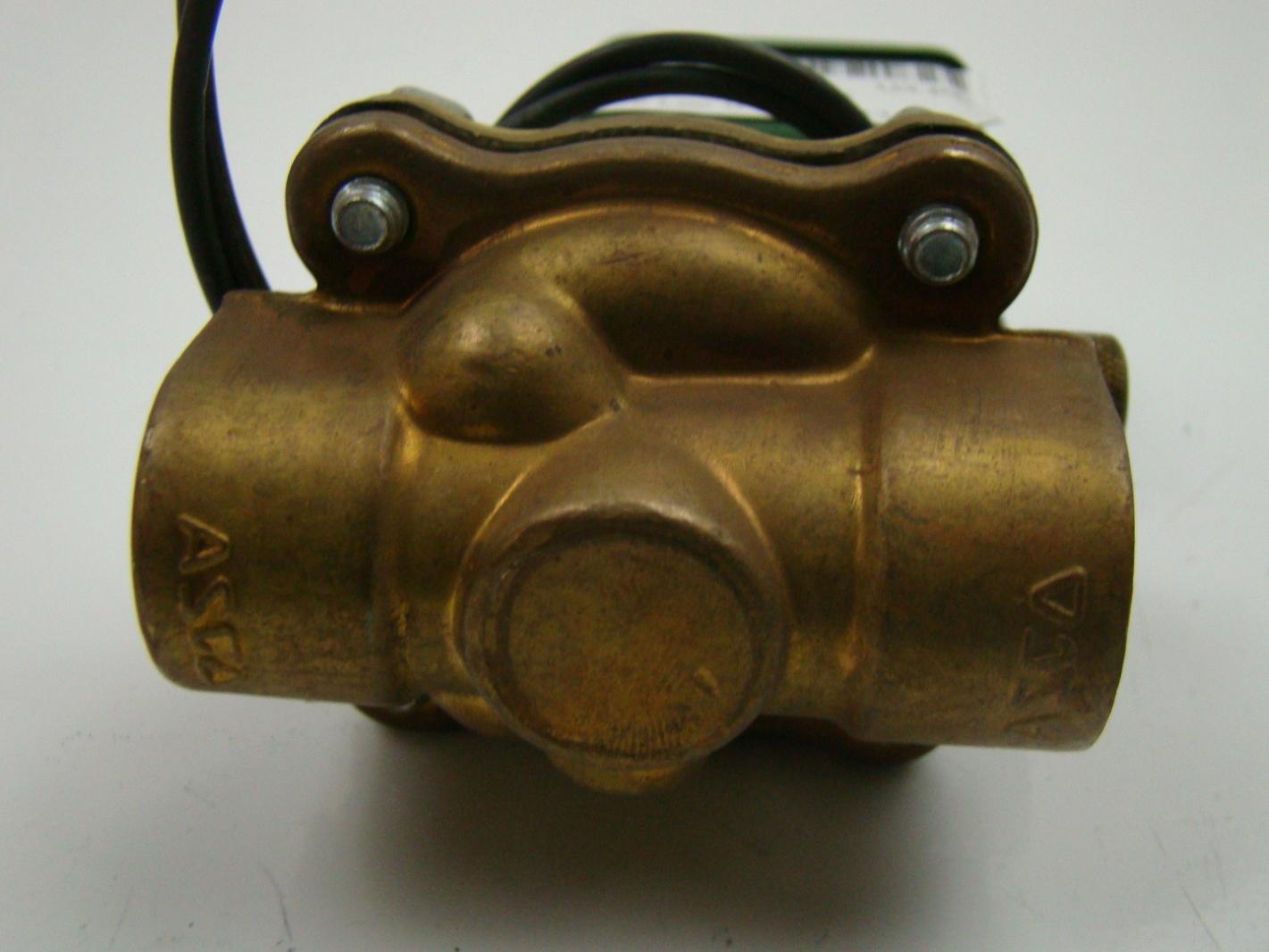 asco solenoid valve 8210 wiring diagram volvo 940 engine 2 way 1 quot 8210d2m0 ebay