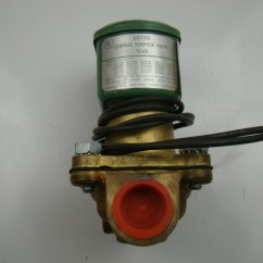 Asco Solenoid Valve 8210 Wiring Diagram Nissan Navara D40 Headlight 2 Way 1 Quot 8210d2m0 Ebay